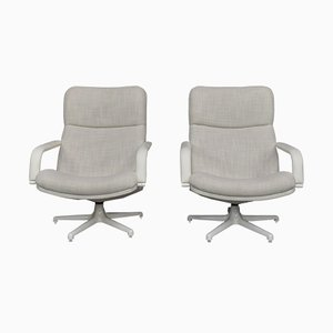 Vintage Model F154 Lounge Chairs by Geoffrey Harcourt for Artifort, Set of 2