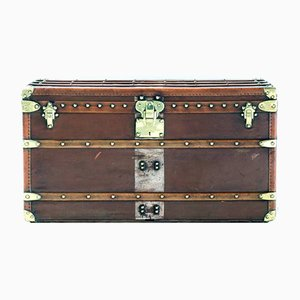 Canvas Trunk from Louis Vuitton, 1920s