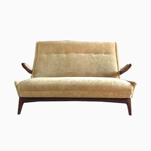 Mid-Century Settee from Greaves & Thomas, 1950s