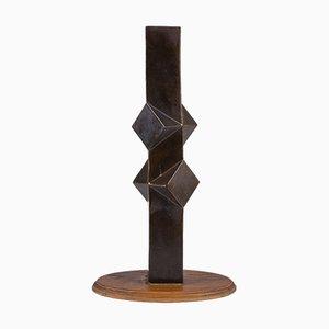 Grande Sculpture Unicum par Jan van der Vaart, 1975