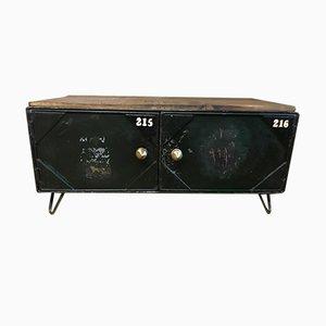 Armoire Industrielle Vintage en Métal