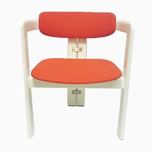 Pamplona Chair by Augusto Savini for Pozzi, 1960s