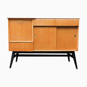 Mid-Century Light Oak Sideboard from Beautility, 1960s