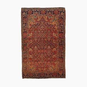 Antique Sarouk Rug, 1880s