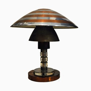 Italian Art Deco Table Lamp, 1930s