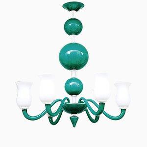 Kronleuchter aus Muranoglas von Paolo Venini, 1950er