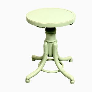 Vintage Piano Stool from Thonet, 1910