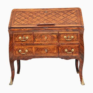 Antique French Kingwood Bureau, 1780s