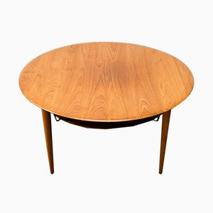 FD 515 Coffee Table by Peter Hvidt & Orla Molgaard Nielsen for France & Søn, 1960s