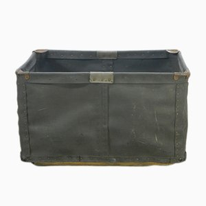 Industrial Resin Fiber Basket, 1940s
