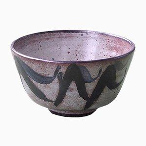 Kleine Keramikschale von Mario Mascarin, 1960er