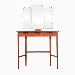 Vintage Scandinavian Dressing Table by Carl Malmsten