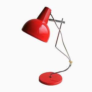Vintage Table Lamp by Josef Hurka for Lidokov