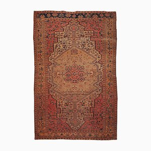 Antique Handmade Rug, 1910s