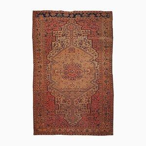 Antique Handmade Rug, 1910s