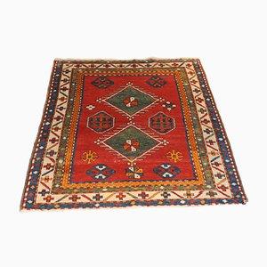 Antiker Fachralo Kazak Teppich