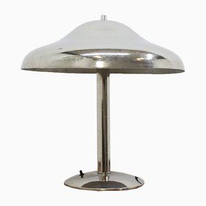 Bauhaus Chrome Table Lamp, 1930s