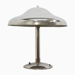 Lampe de Bureau Bauhaus en Chrome, 1930s