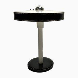 Lámpara de mesa vintage de Jacques Adnet, años 50