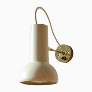 Modell 6 Wandlampe von Gino Sarfatti für Arteluce, 1952