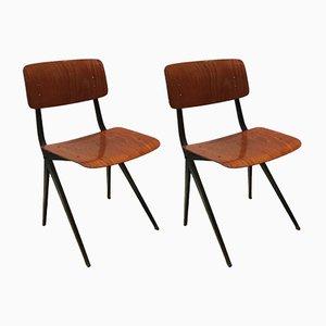 Beistellstühle von Marko, 1960er, 2er Set