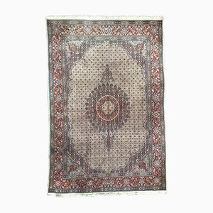 Vintage Middle East Hand Knotted Rug