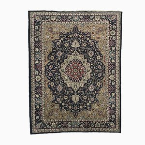 Antique Turkish Sparta Hand-Knotted Rug
