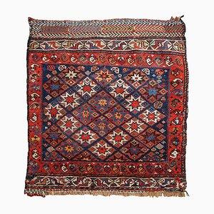 Antiker orientalischer Bag Face Teppich, 1920er