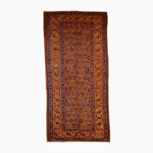 Tappeto antico fatto a mano, Kurdistan, fine XIX secolo