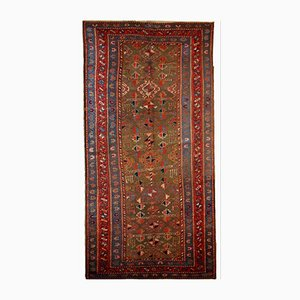 Antique Kurdish Rug, 1880s