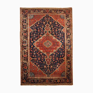 Antique Malayer Rug, 1920s