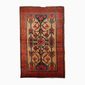 Antique Kurdish Rug, 1900s
