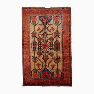 Tappeto antico curdo, inizio XX secolo