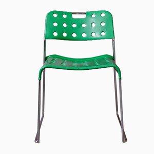 Omkstak Chairs von Rodney Kinsman für OMK, 1960er, 4er Set