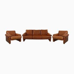 Juego de sofá Coronado vintage de Afra & Tobia Scarpa para B&B Italia