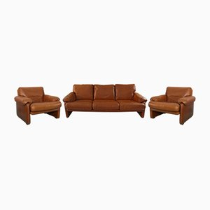 Vintage Coronado Sofa Set by Afra and Tobia Scarpa for B&B Italia