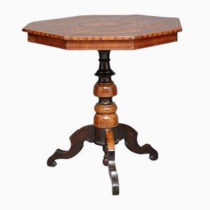 Antique Italian Round Table
