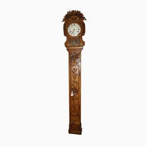 Reloj de caja alta antiguo
