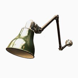 3-armige englische Wandlampe von Invisaflex, 1940er