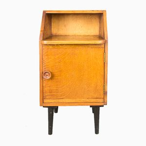 Oak Bedside Cabinet from Stag, 1960s
