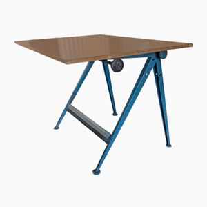 Mid-Century Reply Desk by Friso Kramer and Wim Rietveld for Ahrend De Cirkel