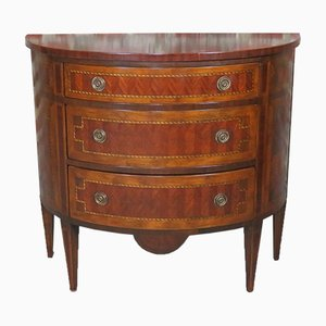 Half Moon Chest of Drawers, 1950s