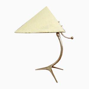 Lámpara de mesa de J.T. Kalmar para Kalmar, años 50