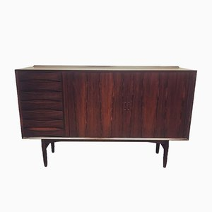 Vintage Danish Rosewood Model 63 Sideboard by Arne Vodder for Sibast