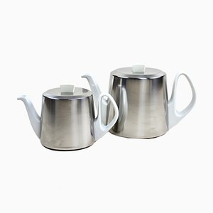 Art Deco Pitchers from Bauscher Weiden, Set of 2