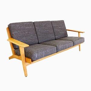 Canapé 3 Places par Hans Wegner pour Getama, 1965