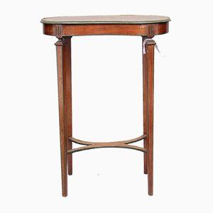 Mahogany Occasional Table, 1910s