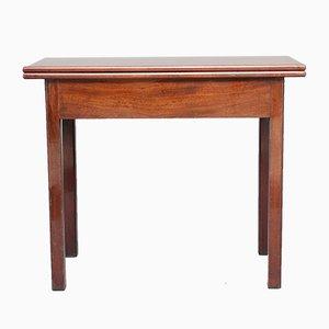 Mahogany Side Table, 1780s