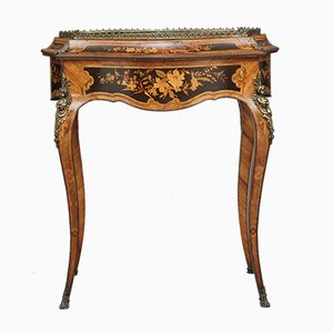 19th Century Kingwood & Inlaid Bijouterie Table