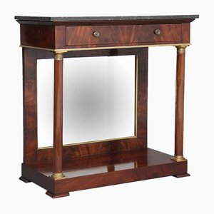 French Console Table, 1820s